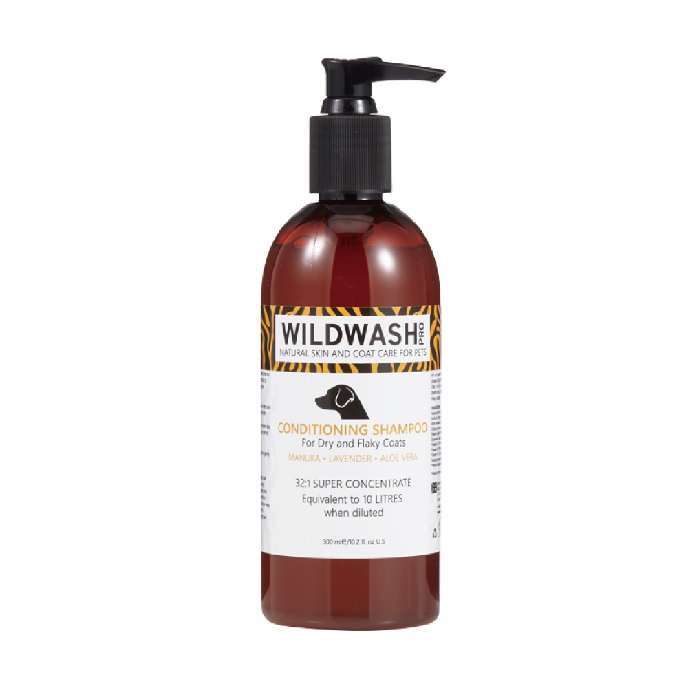 WildWash 乾燥皮膚或皮屑配方
