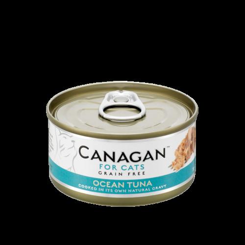 卡納根海洋鮪魚(貓)75gx12入