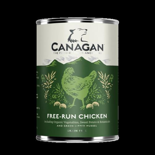 卡納根放山雞燉罐(犬)400g