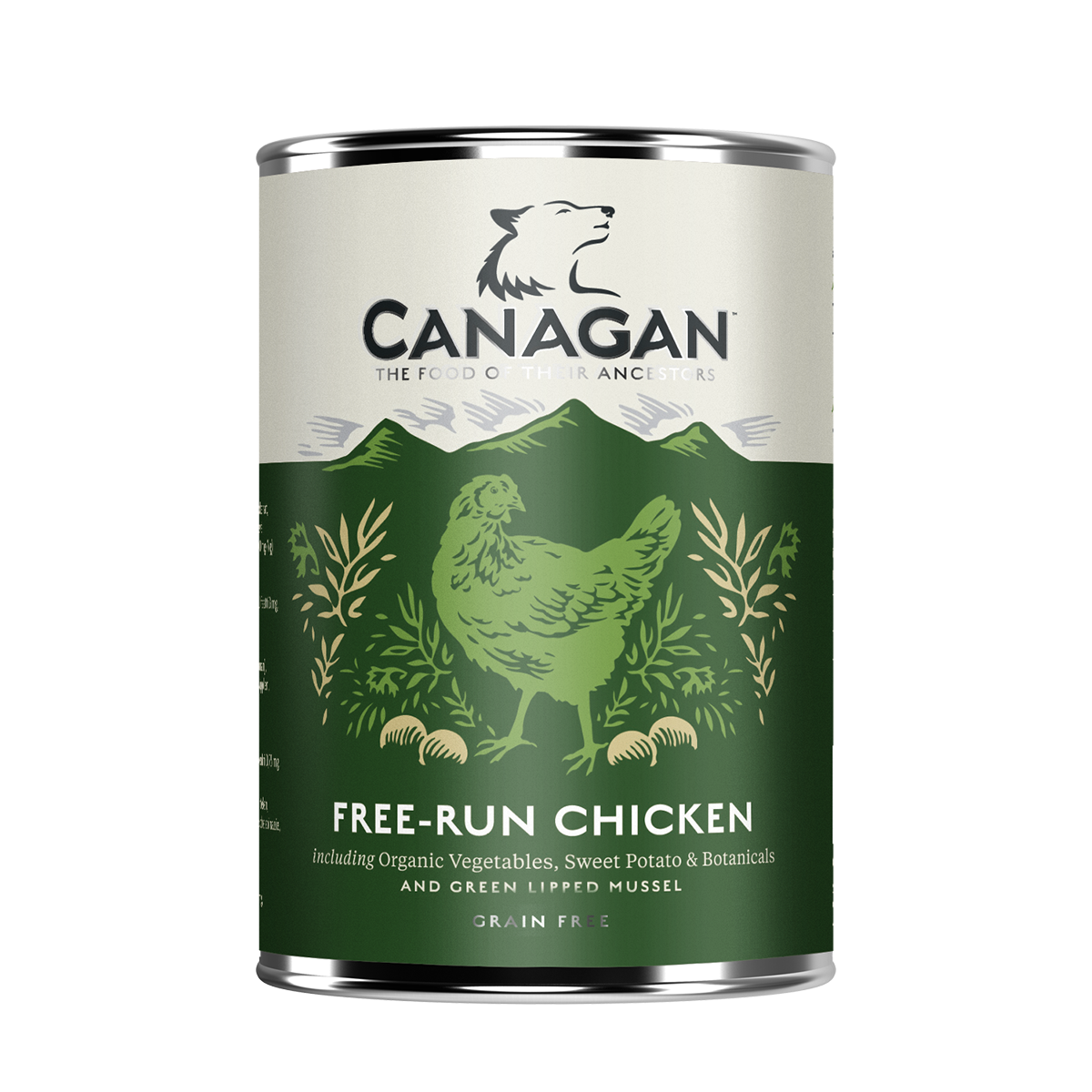 卡納根放山雞燉罐