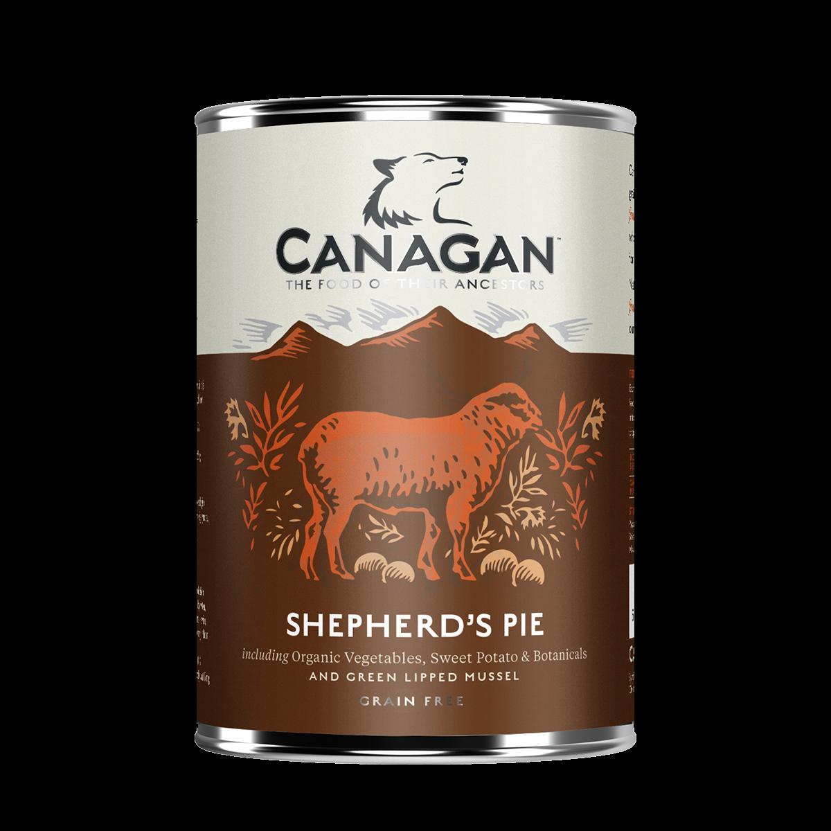 卡納根牧羊人派燉罐