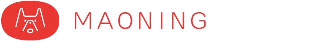 毛寧 Mao-Ning Logo