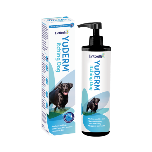 優美登藍油(犬) YuDERM Itching Dog 250ml