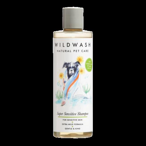 WildWash超級低敏洗毛精(犬)250ml