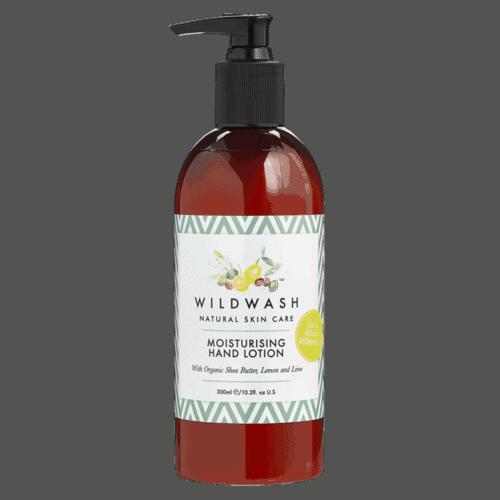 WildWash保濕護手乳液300ml