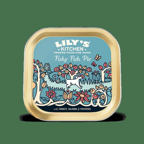 莉莉廚房英式鮮魚派(犬)150g