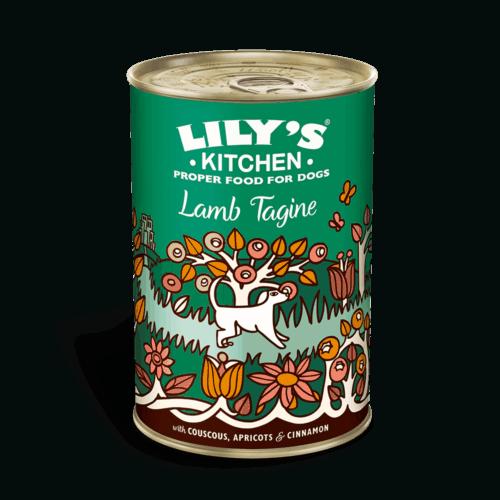 莉莉廚房羊肉塔吉鍋(犬)400g