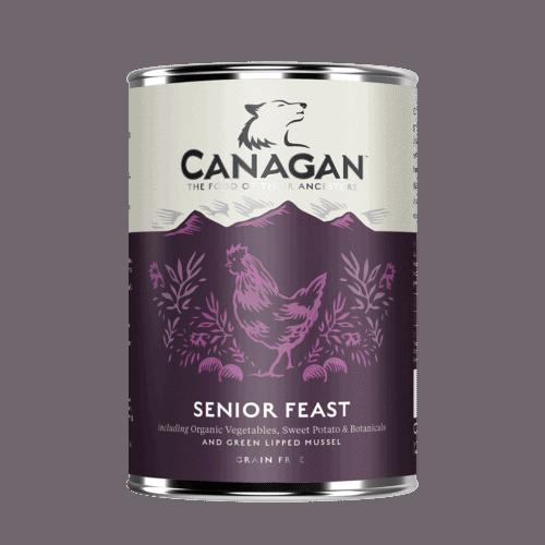 卡納根老狗饗宴燉罐(犬)400g